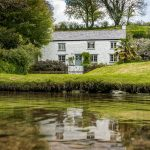 Penpoll: a riverside family holiday cottage near Fowey in Cornwall