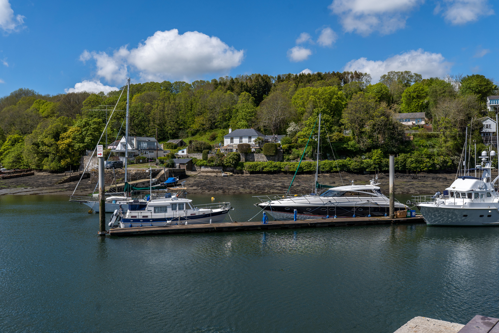 Moorings at Penmarlem