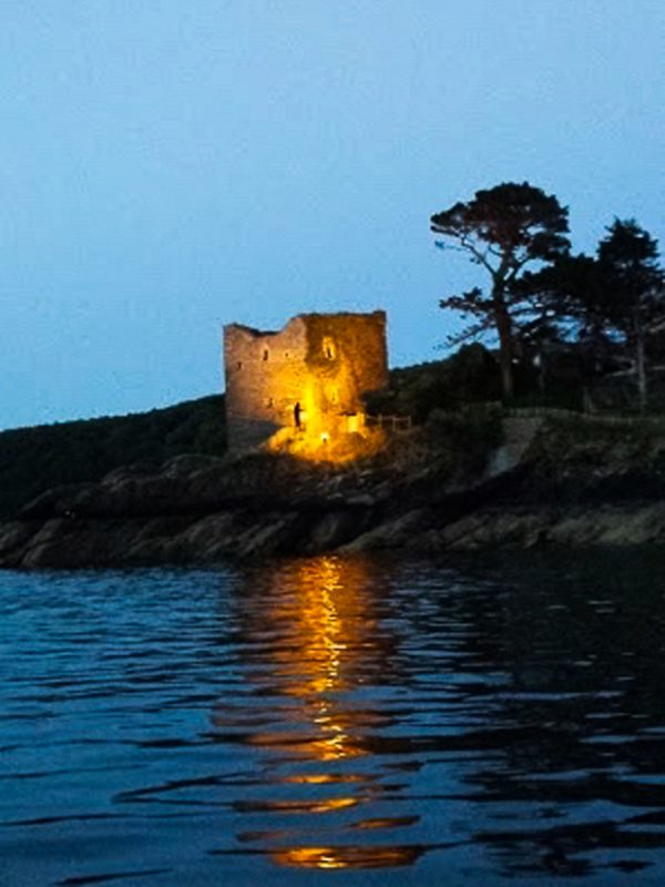 St Catherine's Castle, Fowey