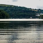 The Fowey river